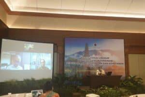 Perkuat Penyelesaian Program Kerja, Deputi Bidang Koordinasi Pengelolaan Lingkungan dan Kehutanan Melaksanakan Rapat Kerja Tahun 2020