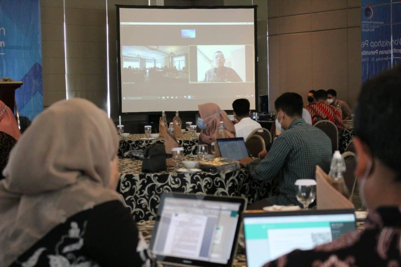 Workshop Penyusunan Perundang-undangan, Sesmenko Marves Agung Kuswandono: Kita Tidak Lepas dari Hukum
