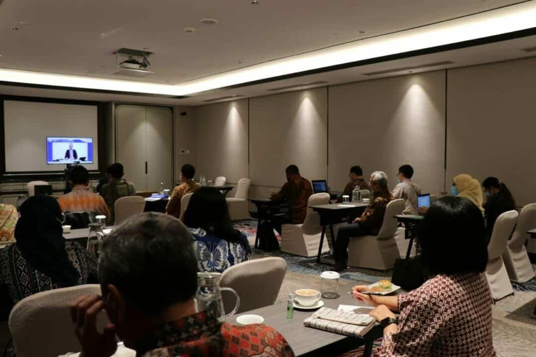 Siapkan Pertemuan Tingkat Menteri, AIS Forum Adakan Pertemuan Tingkat Pejabat Tinggi Secara Virtual