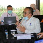 Deputi Bidang Koordinasi Investasi dan Pertambangan Lakukan Evaluasi Kinerja dan Perencanaan Program Kerja