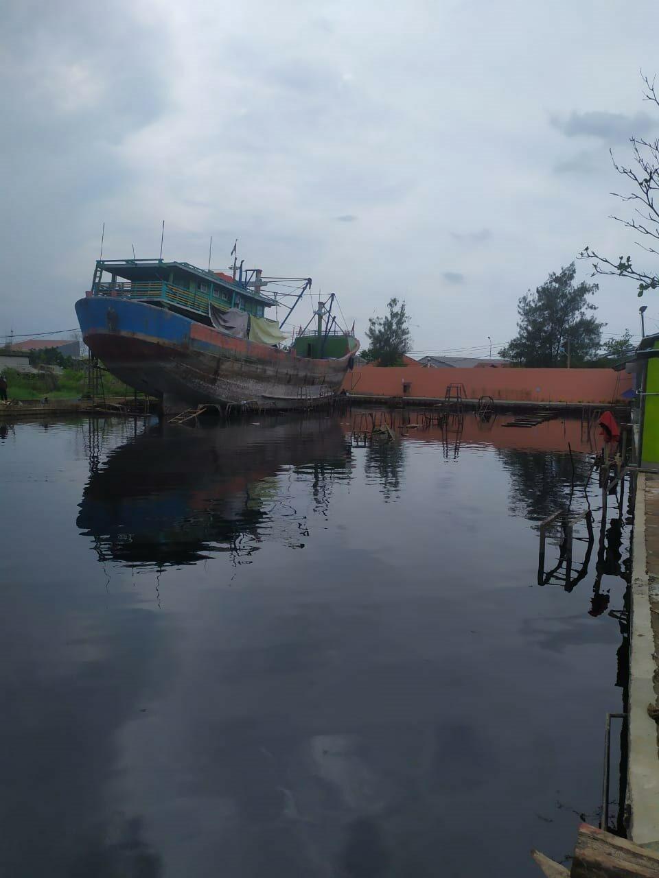 Pecahkan Kendala Penanganan Rob, Kemenko Marves Kunjungi Bantaran Sungai Loji Pekalongan