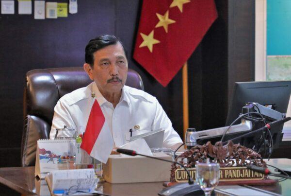 Tekan Penularan Virus Corona di Jateng, Menko Luhut Minta Masyarakat Isolasi di Fasilitas Pemerintah