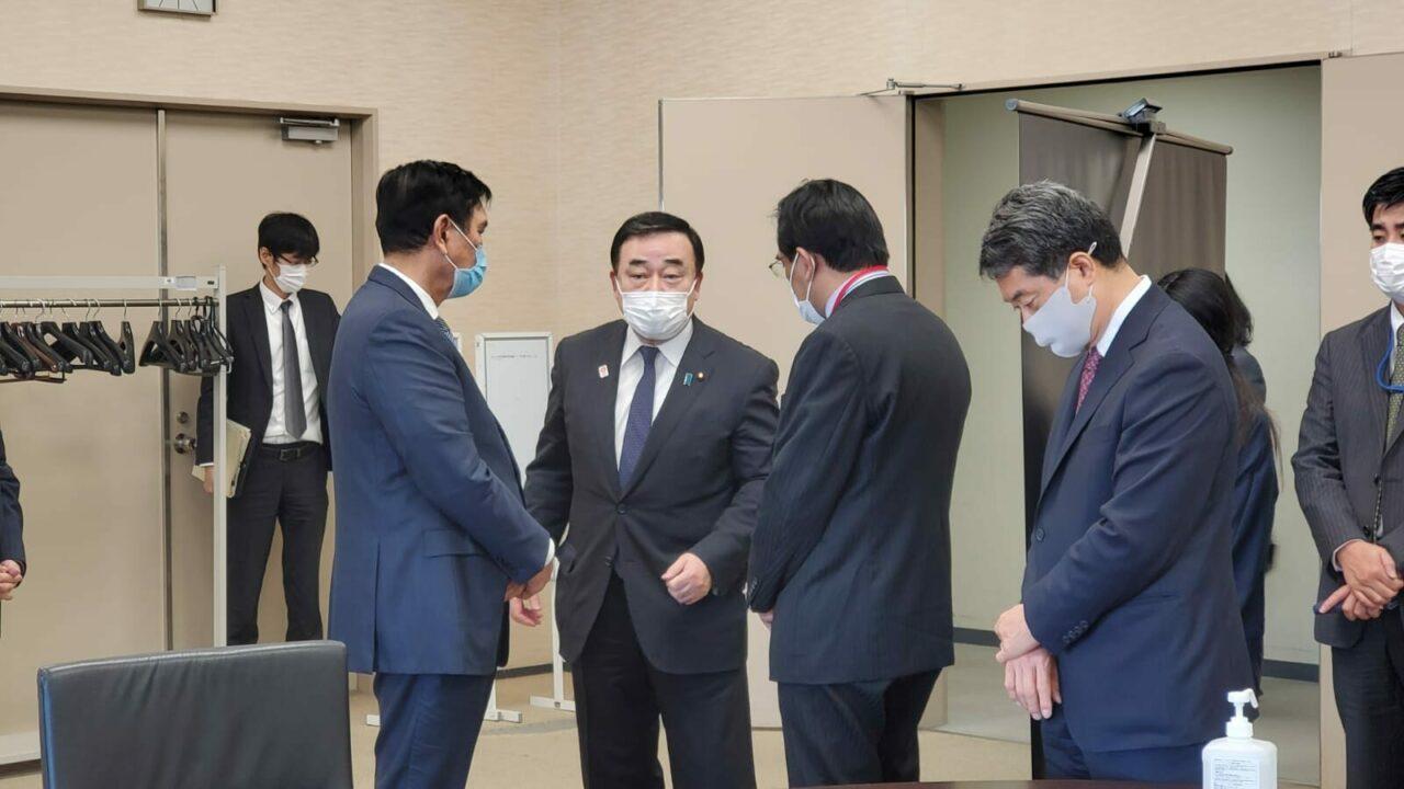 Menko Luhut: Jepang Akan Investasi 57 Triliun Rupiah untuk Dukung SWF Indonesia