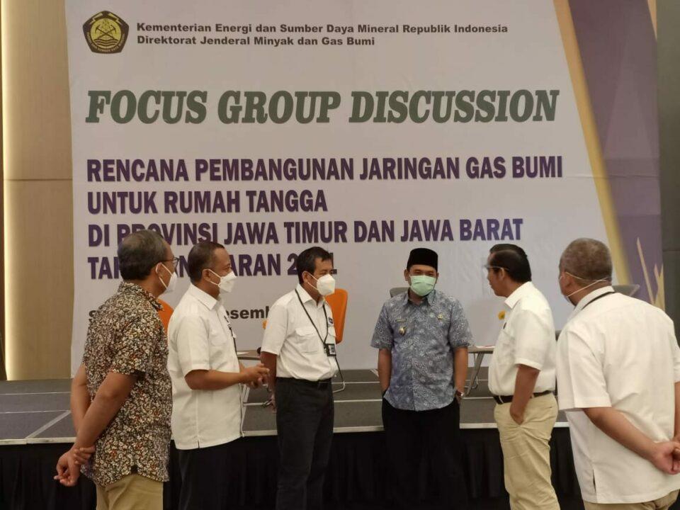 Kemenko Marves Siap Mendukung Proyek Strategis Nasional Pembangunan Jargas Tahun 2021
