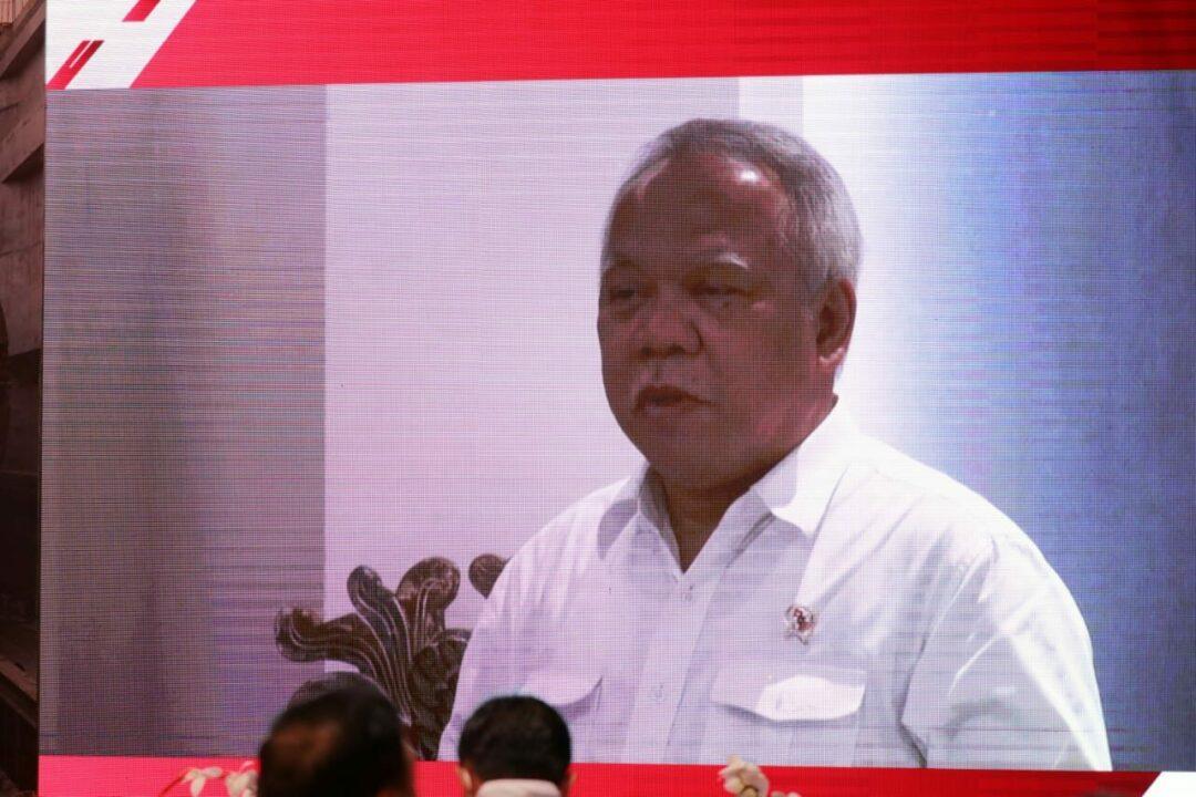Menko Luhut: Proyek Kereta Cepat Jakarta Bandung Lambang Modernisasi Transportasi Publik Indonesia