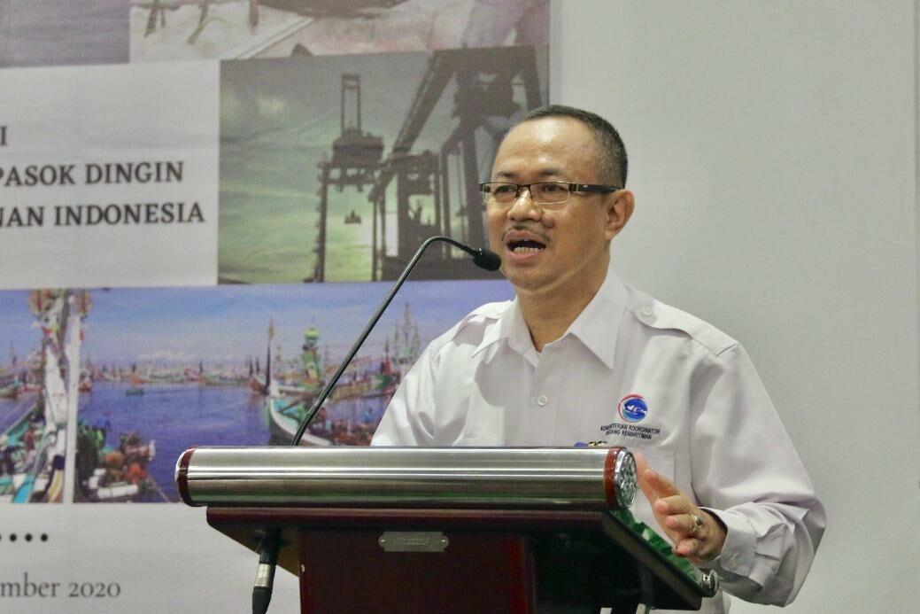 Pemerintah Optimalkan Cold Supply Chain dalam Peningkatan Produk KP Indonesia