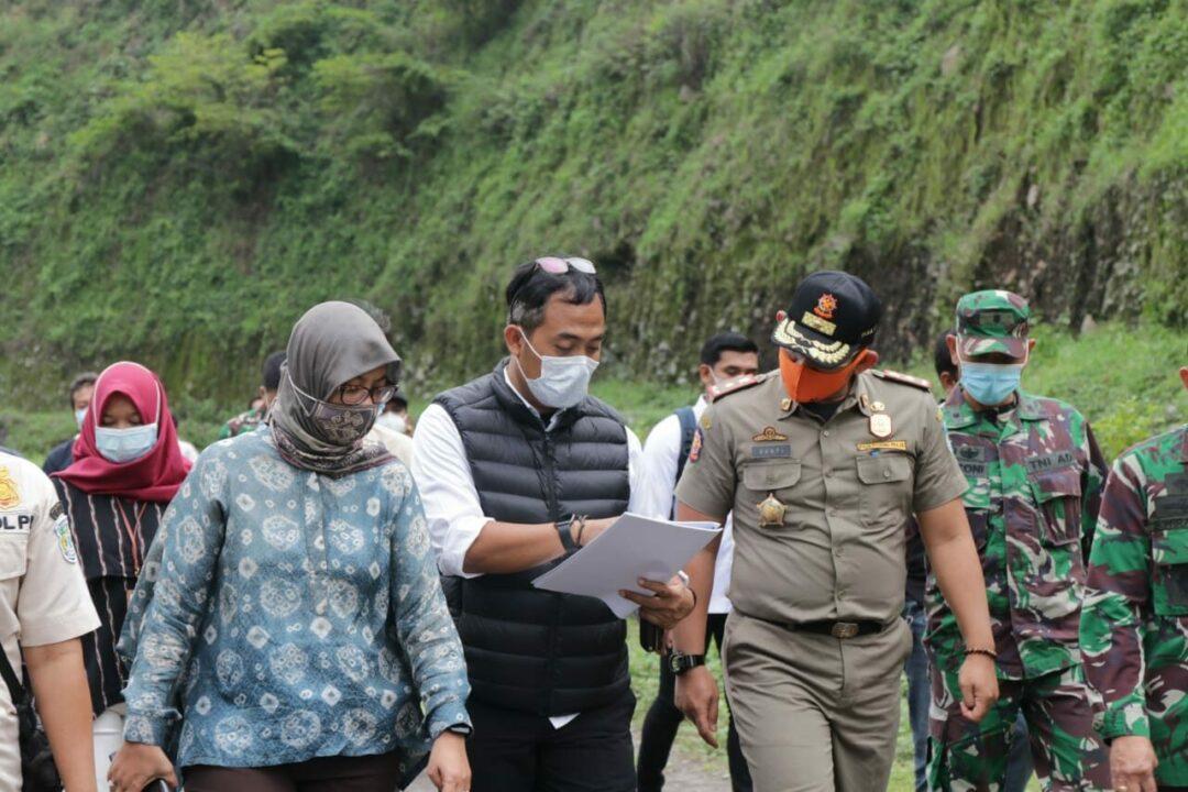 Kemenko Marves Kawal Penyelesaian Kegiatan Penambangan Tanpa Izin Di Desa Bulusari Kabupaten Pasuruan