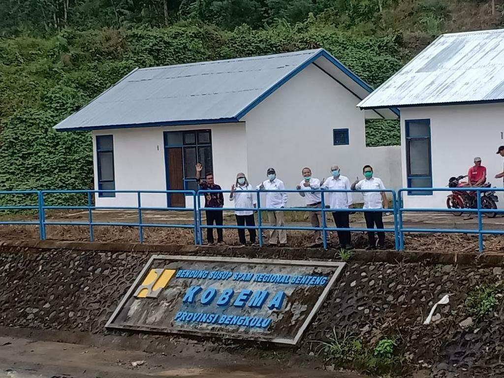 Sudah Masuk PSN, Kemenko Marves Bahas Percepatan Pengerjaan SPAM Benteng-Kobema di Provinsi Bengkulu
