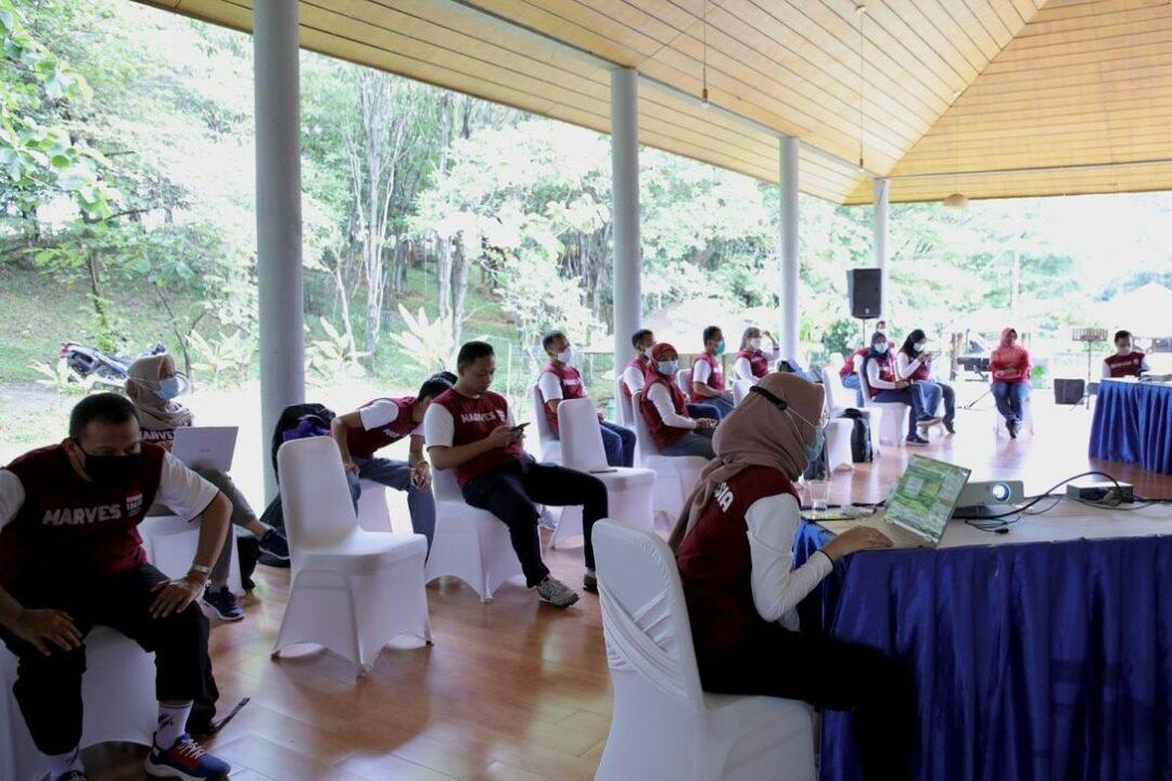 Siapkan Perencanaan Tahun 2021, Kemenko Marves Lakukan Rapat Kerja Biro Perencanaan