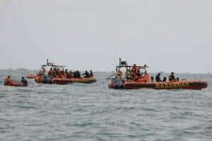 Penelusuran Dilanjutkan, Kapal Riset ARA Temukan Indikasi Objek Di Kedalaman