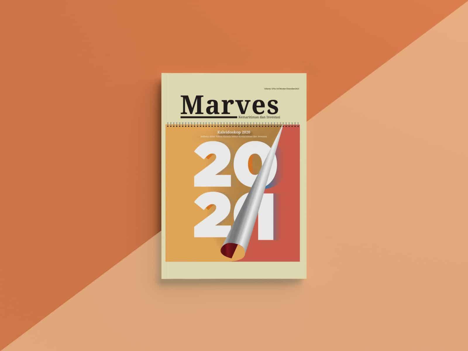 Majalah Marves Edisi Oktober – Desember