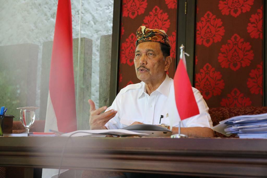 Luncurkan Gerakan Nasional Bangga Buatan Indonesia 2021, Menko Luhut Meminta Kerjasama Pemerintah Pusat dan Daerah