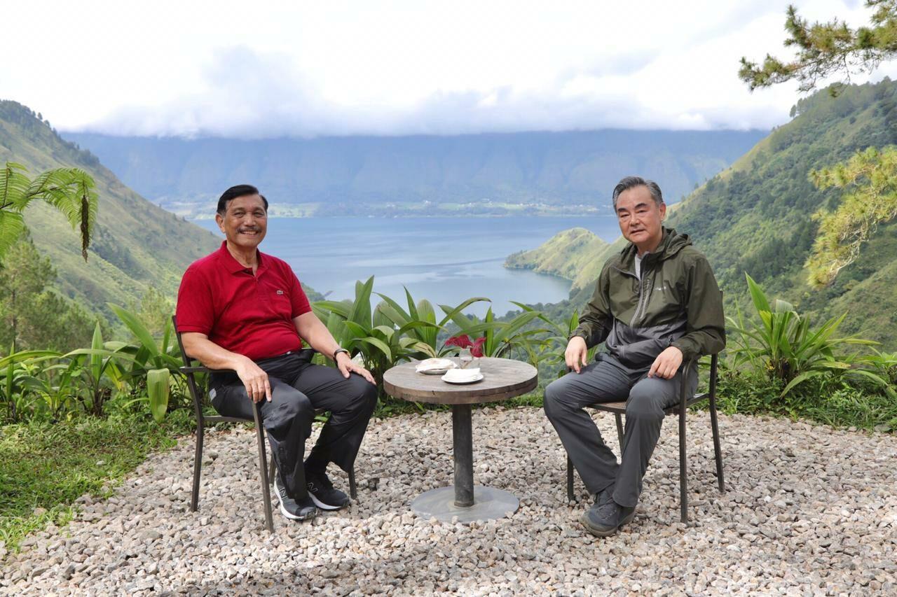 Indonesia-RRTJalin Kerja Sama Kembangkan Twin Park Hingga Kesehatan