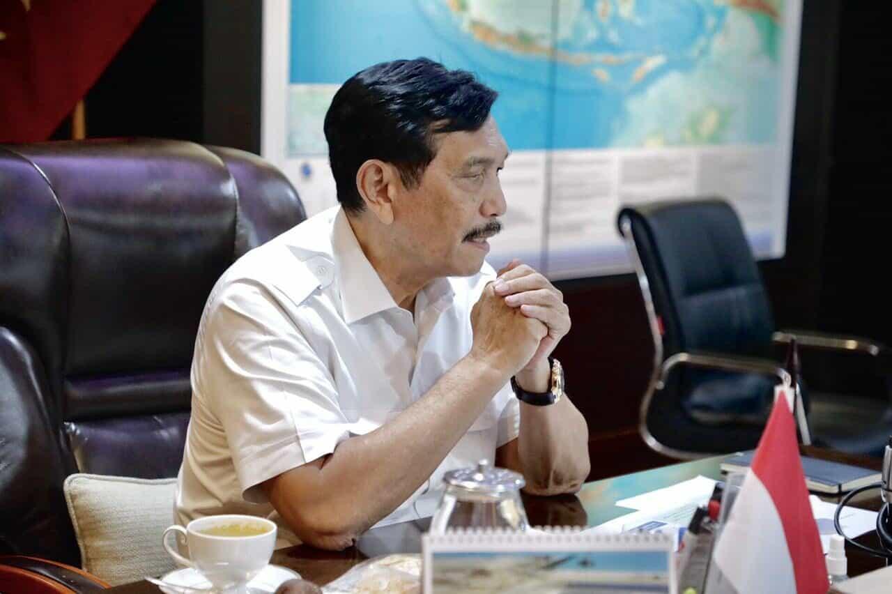 Kawal Program Rehabilitasi Mangrove, Menko Marves targetkan 150.000 Ha untuk tahun 2021