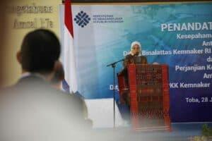 Tingkatkan Kualitas Sumber Daya Manusia, Dukung Pariwisata Danau Toba