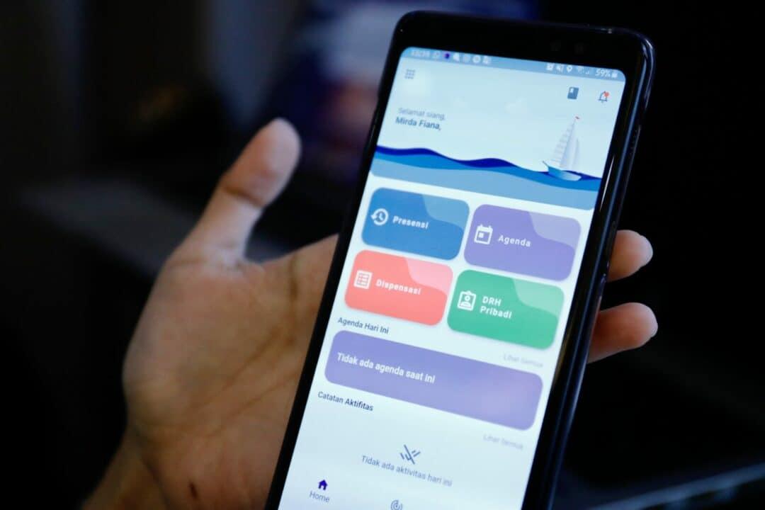 Sosialisasikan Aplikasi MarvesHR, Kemenko Marves Dukung Sistem Kepegawaian Berbasis Elektronik