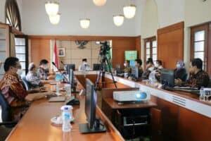 Kemenko Marves Tindaklanjuti Pengembangan Wilayah dan Percepatan Pembangunan Infrastruktur di Jawa Barat