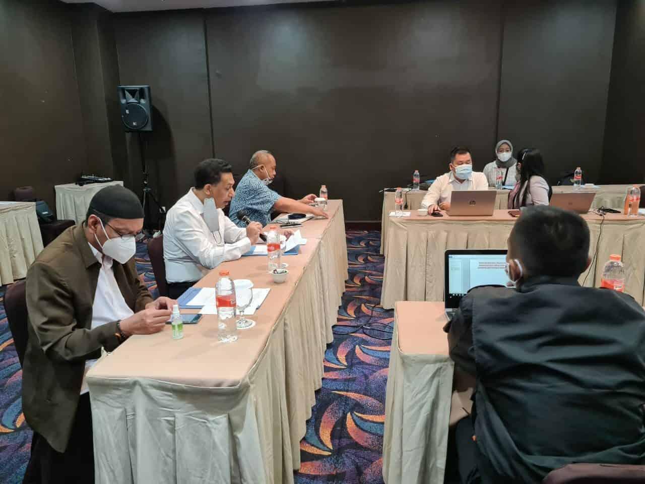 Kemenko Marves Terus Dorong Tindak Lanjut Penyusunan SOP Pertukaran Data dan Informasi sebagai Panduan Bersama Dalam Rangka Penegakan Hukum di Laut