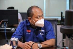 Menko Luhut Meeting bersama Pak Purbaya dan MotoGP di Kantor Marves