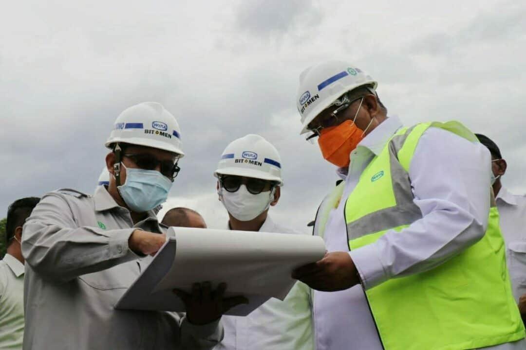 Kemenko Marves Tinjau Kesiapan Infrastruktur Industri Aspal Buton