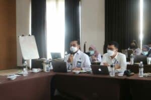 Wujudkan Laporan Kinerja Berkualitas, Kemenko Marves Lakukan Rapat Koordinasi dengan K/L Teknis