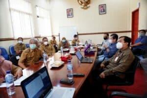 Kemenko Marves Koordinasikan Integrasi Infrastruktur Pengamanan Pesisir Pantura dan Revitalisasi PPI Gebang Mekar Kabupaten Cirebon