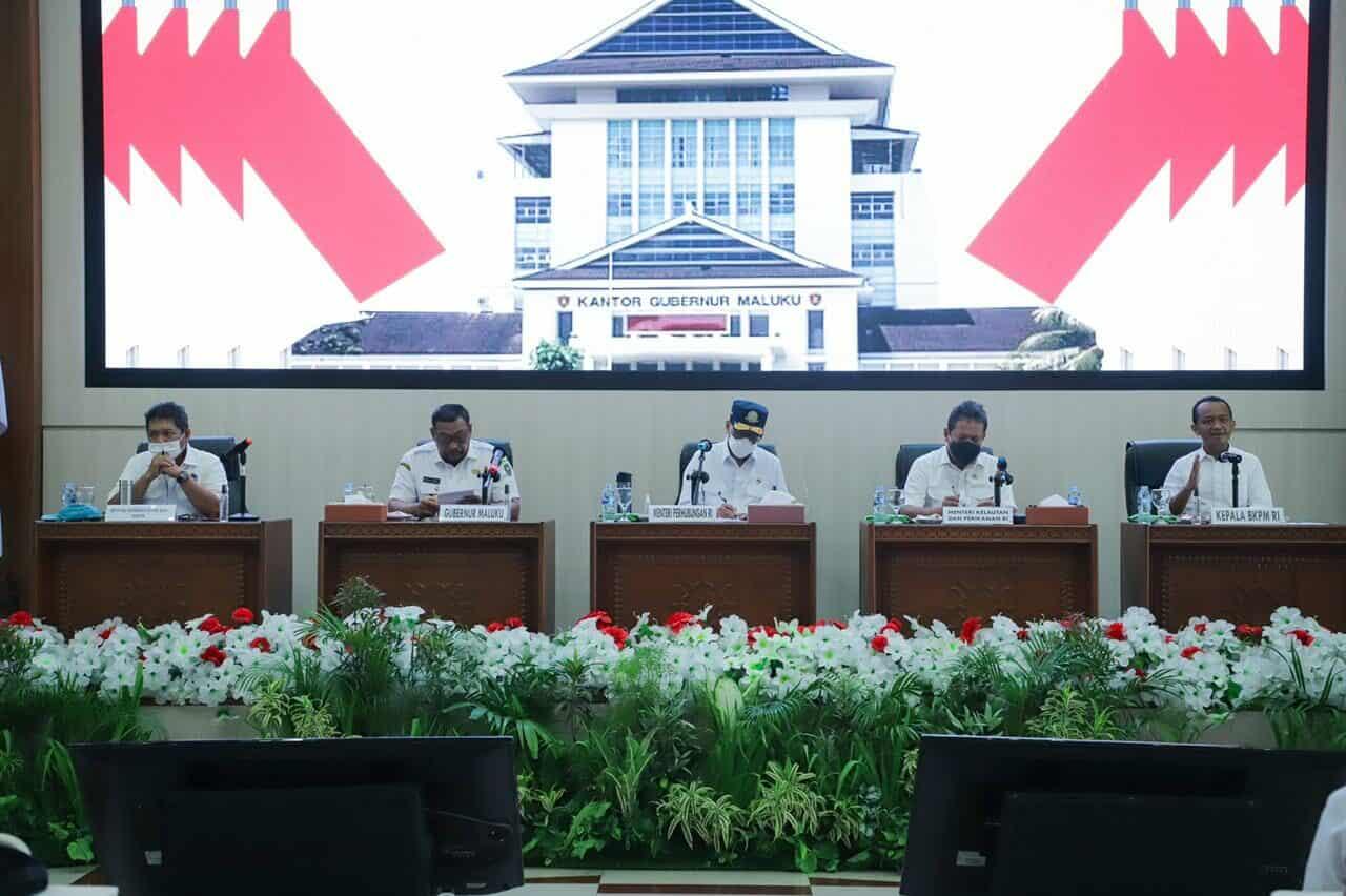 Upayakan Peningkatan Produksi Perikanan Tangkap dan Budidaya, Pemerintah Dorong Provinsi Maluku Menjadi Lumbung Ikan Nasional