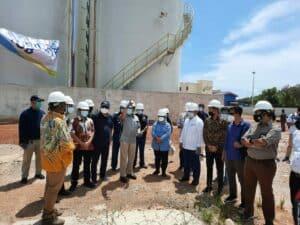 Percepat Upaya Pengelolaan Limbah B3 dari Kegiatan di Pelabuhan, Kemenko Marves Lakukan Kunjungan ke Batam