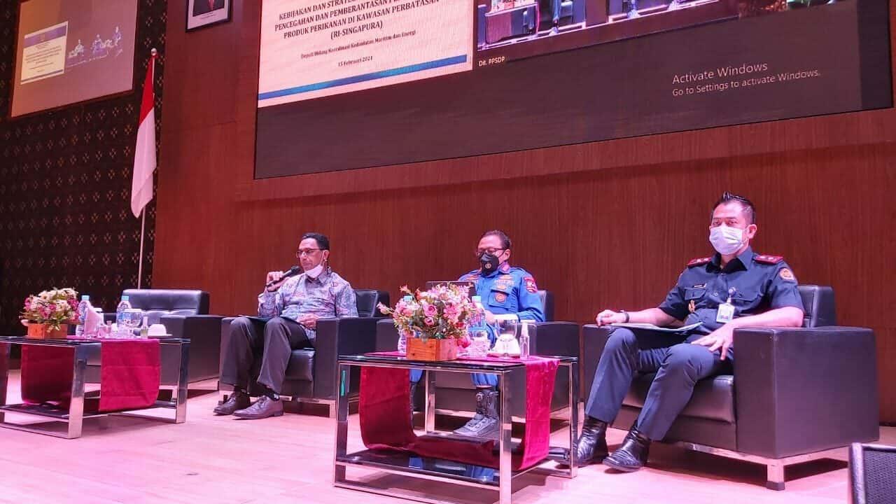 Perangi Penyelundupan Produk Perikanan Ilegal di Perbatasan: Indonesia Perkuat Kerja Sama Regional