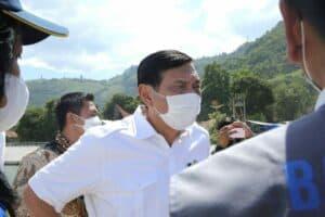 Kunjungan Kerja Menko Luhut ke Pulau Samosir, Pelabuhan Ambarita, Huta Siallagan, Tano Ponggol