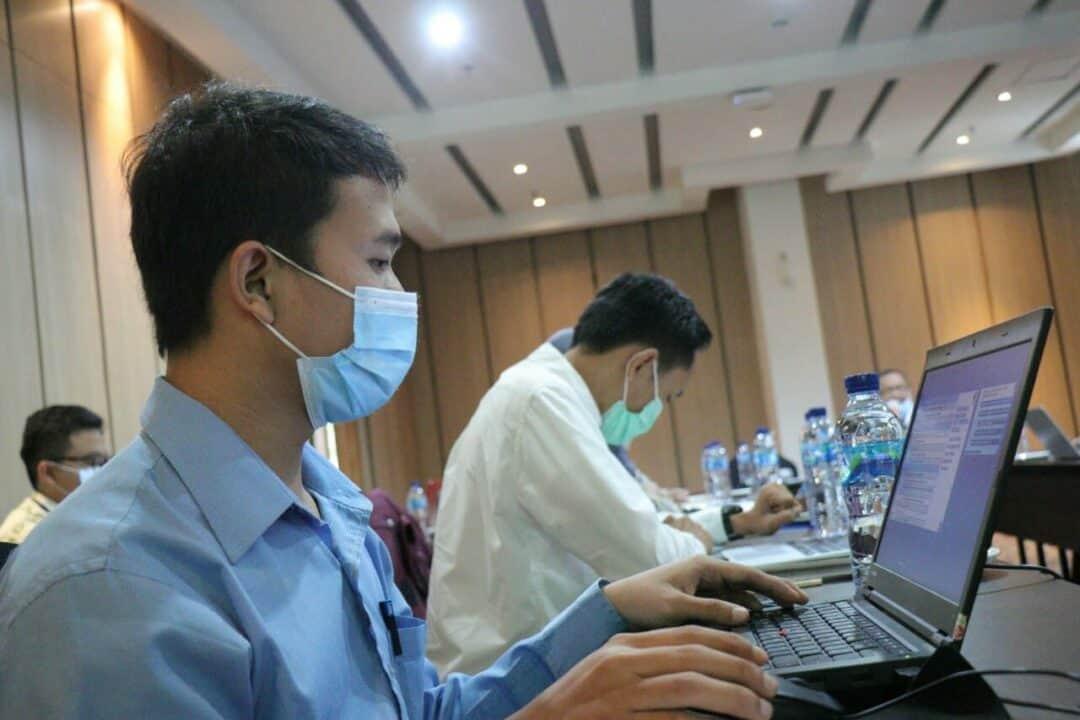 Rakor dengan Jajaran Ditjen KKP, Bahas Sinkronisasi Program, Jadwal Kerja 2021, dan Program Kerja 2022