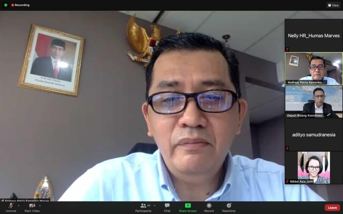 Indonesia Jadi Pemasok Terbesar Ketiga di Dunia, Pemerintah Terus Perhatikan Aspek Keselamatan dan Kesejahteraan Pelaut