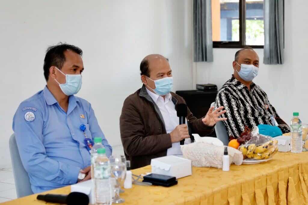 Kemenko Marves Dorong Kincir Air Buatan Indonesia Turut Serta Dalam Pameran BBI di Lombok