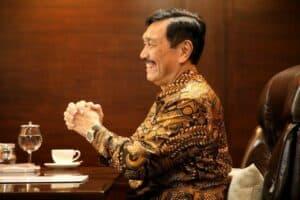 Lakukan Pertemuan Bilateral Tingkat Menteri dengan Pemerintah Jepang, Menko Luhut: Kita Berkomitmen Selesaikan Tantangan Lingkungan