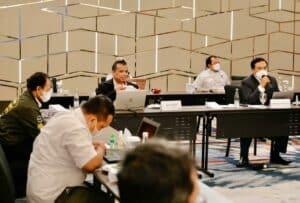 Kemenko Marves Undang 7 K/L Guna Sinkronisasi, Koordinasi, dan Keselarasan Penyusunan Renja 2022