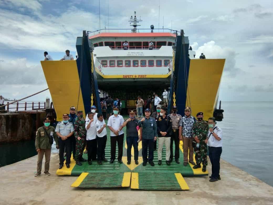 Kemenko Marves Dorong Kerja Sama Implementasi PUMMA dan Pengoperasian Pelabuhan Kahyapu
