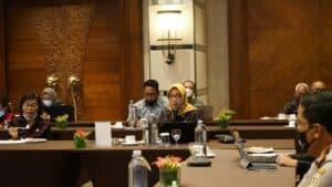 Tingkatkan Potensi Pariwisata Bahari, Pemerintah Bahas Peluang dan Tantangan Investasi Jasa Pariwisata Melalui Kedatangan Kapal Wisata Asing (Yacht) di Indonesia
