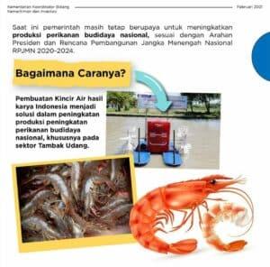Kincir Air Buatan Indonesia