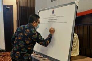 Perkuat Komitmen Zona Integritas, Deputi Parekraf Tandatangani Piagam Komitmen Bersama