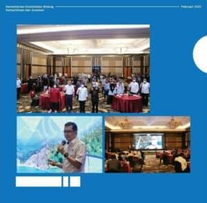 Menteri Luhut Ajak Masyarakat Bangga Berwisata di Indonesia