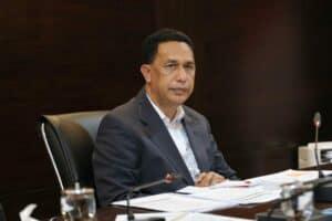 Menko Luhut Virtual Discussion dengan International Energy Agency (IEA)