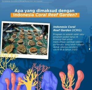 Mewujudkan Indonesia Coral Reef Garden