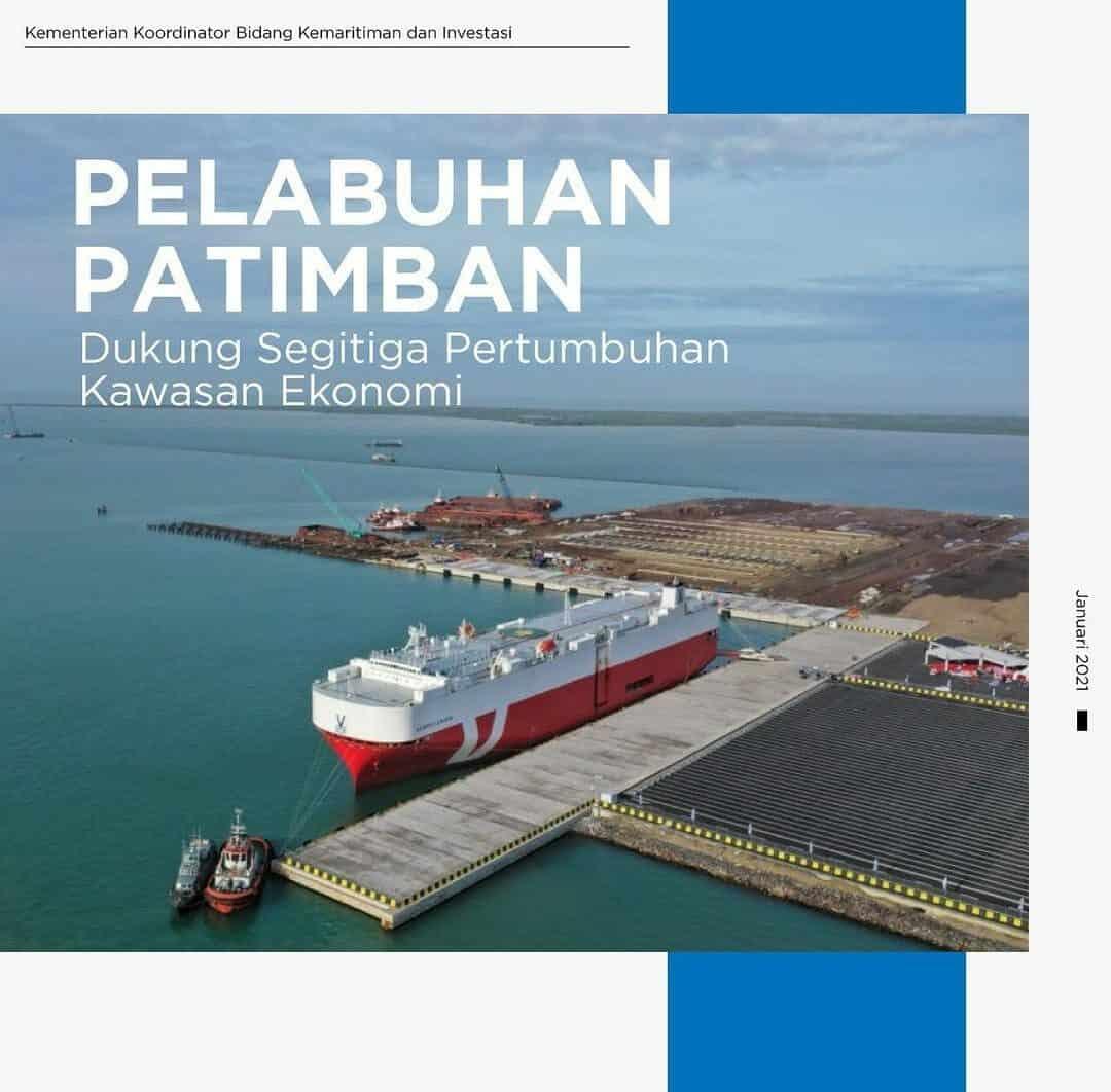 Pelabuhan Patimban Dukung Segitiga Pertumbuhan Kawasan Ekonomi