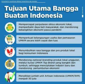 Gerakan Nasional Bangga Buatan Indonesia (GERNAS BBI) 2021: Produk Artisan Indonesia