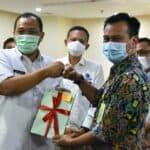 Kemenko Marves Kawal Proses Sertifikasi Tanah di Prov. Lampung Atas Ruas JTTS