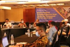 Kemenko Marves Gelar Rakor Penajaman Rencana Kerja (Renja) dan Penyusunan RKA-K/L Tahun 2022