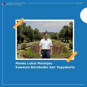 Peninjauan Kawasan Borobudur Dan Yogyakarta