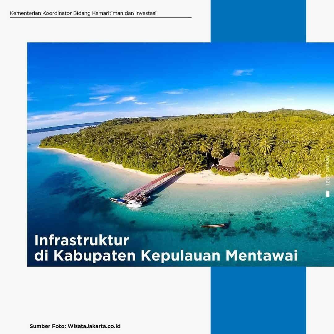 Infrastruktur di Kabupaten Kepulauan Mentawai