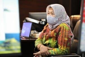 Menko Luhut Pimpin Video Conference Rapat Koordinasi Teknologi Modifikasi Cuaca di Danau Toba