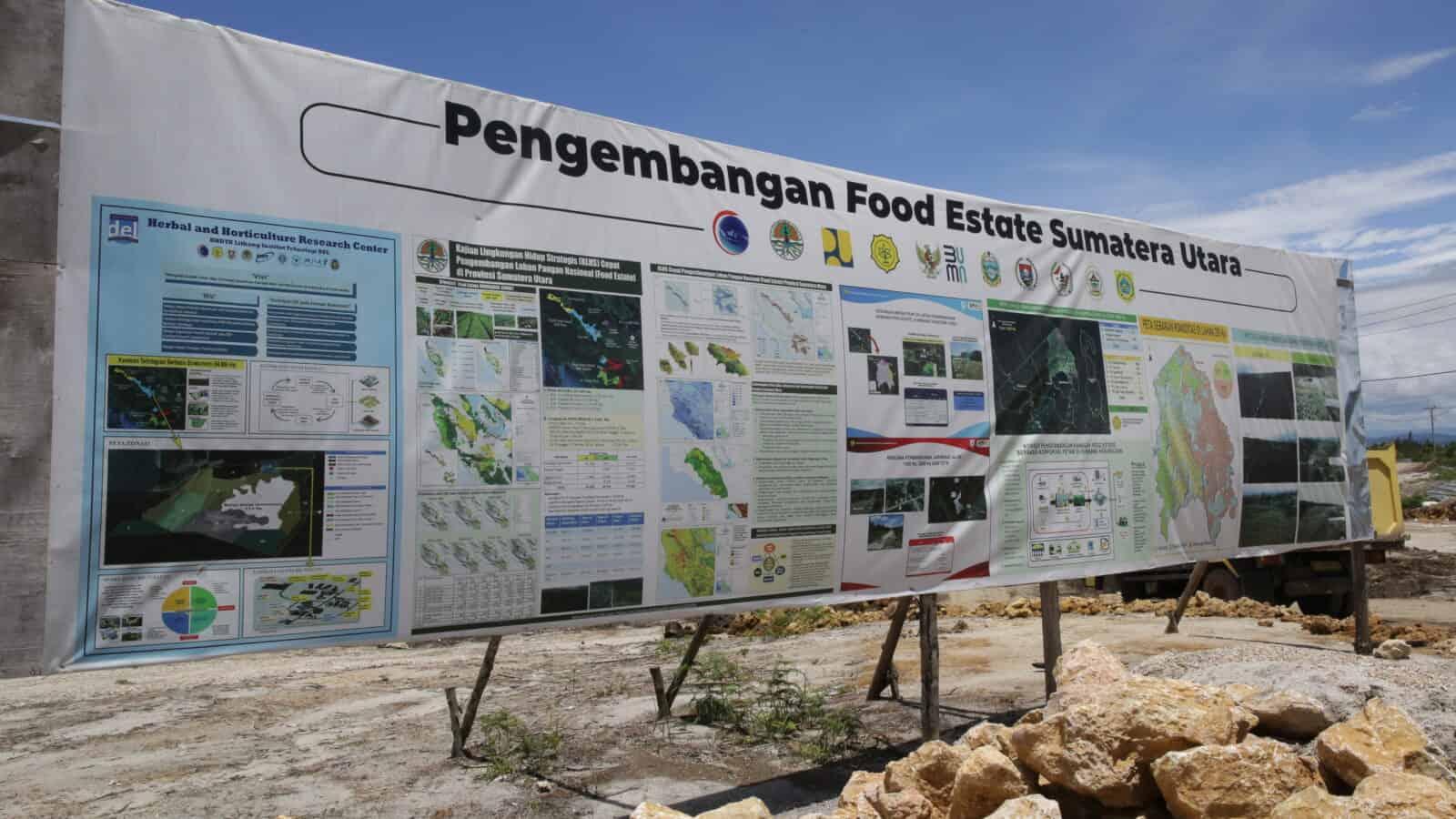 Adakan Tinjauan dan Evaluasi Pasca Panen Raya Perdana Food Estate Humbahas, Kemenko Marves Petakan Masalah untuk Usulkan Perbaikan dan Inovasi